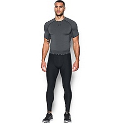 Under Armour - Black 'HeatGear®' compression leggings