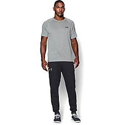 Under Armour - Black 'Rival' fleece jogging bottoms
