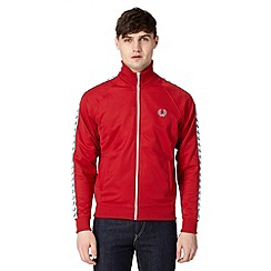 Fred Perry - Red logo strip jacket