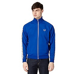 Fred Perry - Blue logo strip jacket