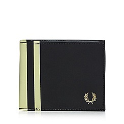 Fred Perry - Black logo wallet