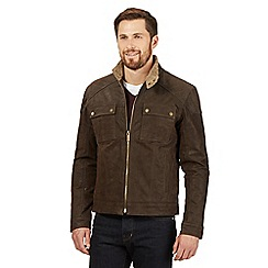 Barneys - Brown Zipped Jacket