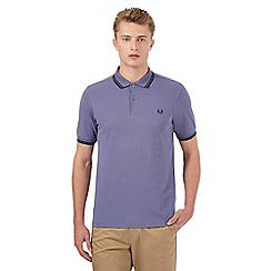 Fred Perry - Lilac polo shirt