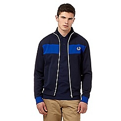 Fred Perry - Blue panel jacket