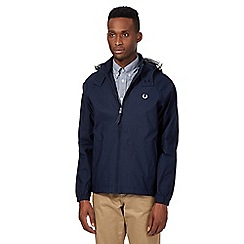 Fred Perry - Navy cagoule jacket
