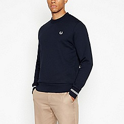 Ben Sherman - Navy hooded jacket