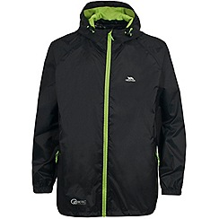 Trespass - Black qikpac jacket