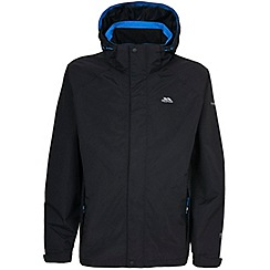 Trespass - Black 'Edwards' jacket