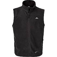 Trespass - Black 'Stay' gilet