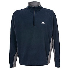 Trespass - Navy 'Tron' fleece