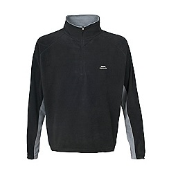 Trespass - Black 'Tron' fleece