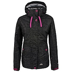 Trespass - Black 'Lacy' ski jacket