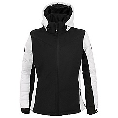 Trespass - Black 'Padstow' ski jacket