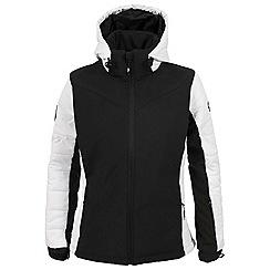 Trespass - Black 'Padstow' ski jacket