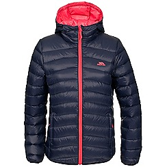 Trespass - Navy 'Adored' jacket