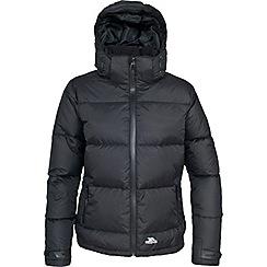 Trespass - Black 'Cocoon' jacket