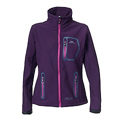 Trespass - Dark purple 'Homelake' jacket