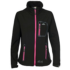 Trespass - Black 'Homelake' jacket