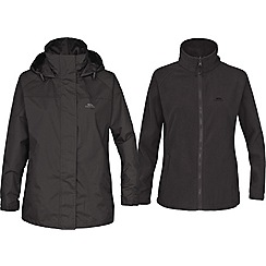 Trespass - Black 'Nana' jacket