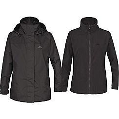 Trespass - Black 'Nana' jacket