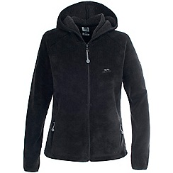 Trespass - Black 'Jane' fleece