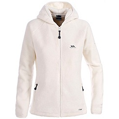Trespass - Cream 'Jane' fleece