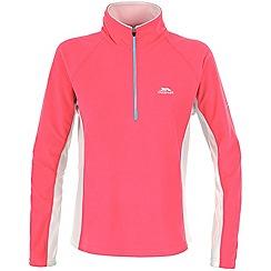 Trespass - Pink 'Apres' fleece