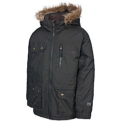 Trespass - Black 'Marsden' jacket