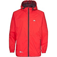 Trespass - Red qikpac jacket