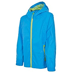 Trespass - Blue qikpac jacket