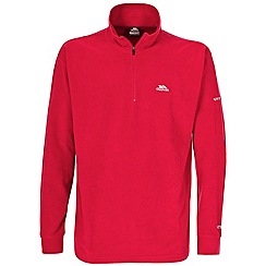 Trespass - Red 'Masonville' fleece
