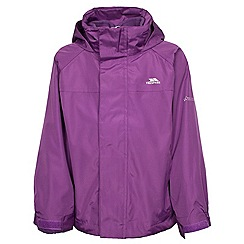 Trespass - Purple skydive jacket
