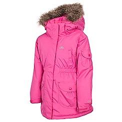 Trespass - Pink 'Gizella' jacket