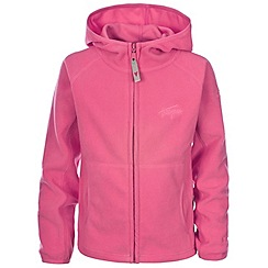 Trespass - Pink snozzle fleece