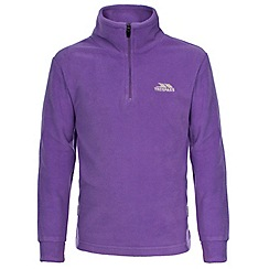 Trespass - Purple 'Louviers' fleece