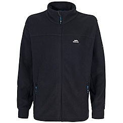 Trespass - Black 'Bernal' fleece