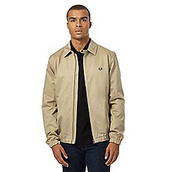 Fred Perry - Natural caban jacket