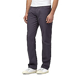 Ben Sherman - Light grey cord trousers