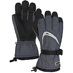 Trespass - Dark grey 'Reunited' glove