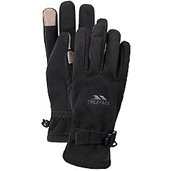Trespass - Black 'Contact' glove