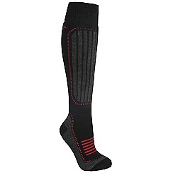 Trespass - Black 'Langdon' ski socks