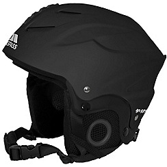 Trespass - Black 'Burlin' helmet