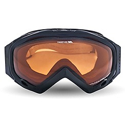 Trespass - Black 'Diligent' goggles