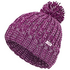 Trespass - Pink 'Lockhart' beanie