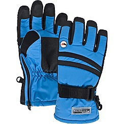 Trespass - Blue 'Icedale' gloves