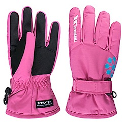 Trespass - Pink 'Marilyn' gloves