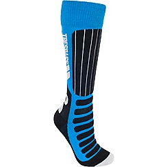 Trespass - Blue 'Gateway' sock