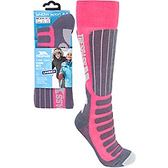 Trespass - Pink 'Gateway' sock