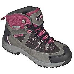 Trespass - Grey 'Laurel' hiking boot