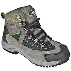 Trespass - Grey 'Elf' hiking boot